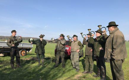 Jagdhornbläser Wilsdruffer Land